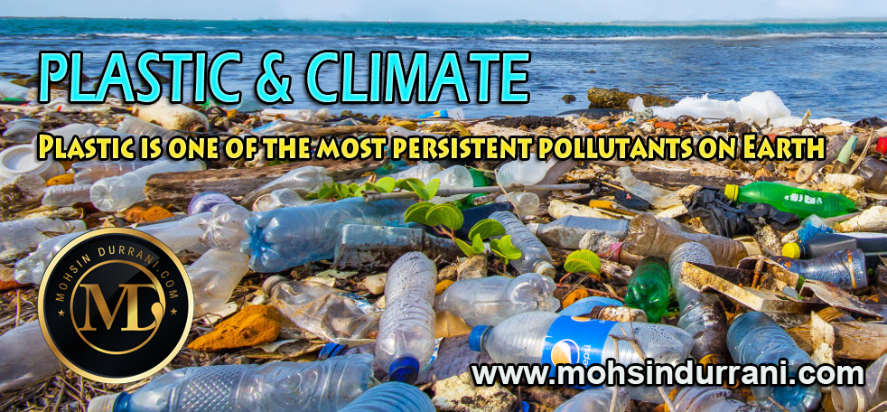 PLASTIC & CLIMATE