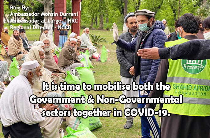 It is time to mobilise both the  Government & Non-Governmental  sectors together in COVID-19